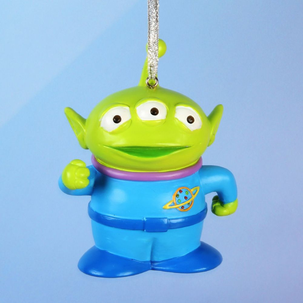 Toy Story Alien Christmas Tree Decoration Hanging Ornament